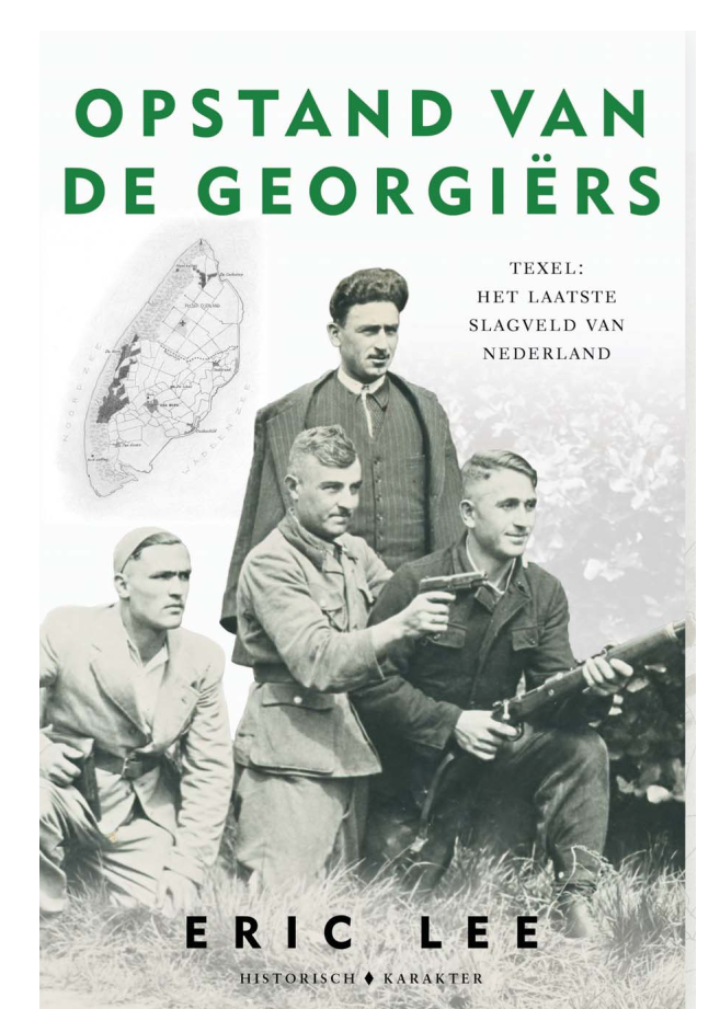 Dutch edition of the book to be published in March 2020